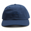 스투시() [스투시] STUSSY TONAL STOCK LOW CAP (NAVY) [131676-NAVY]