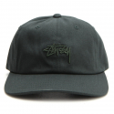 스투시() [스투시] STUSSY TONAL STOCK LOW CAP (GREEN) [131676-GREN]
