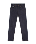 피스워커() Original Cotton Selvedge - indigo / Newcrop