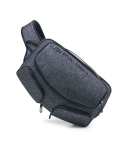 쿠드기어(COOD GEAR) 쿠드기어 FIX 004 Messenger bag - Grey