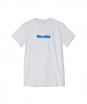 파라다이스 유스 클럽(PARADISE YOUTH CLUB) PARADISE YOUTH CLUB / UNKNOWN SS TEE / WHITE
