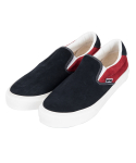 마이애미 스탠스(M.I.A STANCE) SLIP ON - NAVY/RED