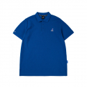 캉골() Basic Club Polo Shirts 1708 Blue