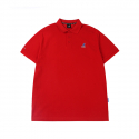 캉골() Basic Club Polo Shirts 1708 Red