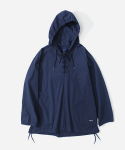 블루야드(BLUE YARD) LACE UP ANORAK SHIRTS