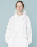 비에이블투(B ABLE TWO) Reflect Rain Coat (WHITE)