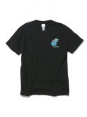 Palm Tree Tee Black