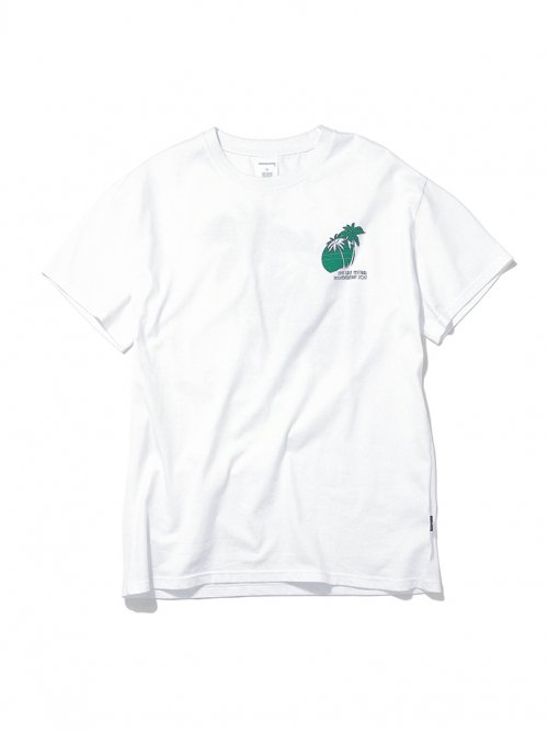 디스이즈네버댓(THISISNEVERTHAT) Palm Tree Tee White