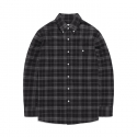 비바스튜디오(vivastudio) PLAID CHECK SHIRTS GS [BLACK]