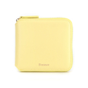 페넥(FENNEC) Fennec Zipper Wallet 023 Mellow Yellow