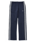 라이풀() STRIPE TAPED TRACK PANTS navy