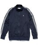 라이풀() STRIPE TAPED TRACK JACKET navy