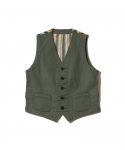 THE STLIST JAPAN / VEST / OLIVE