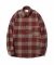 파르티멘토(PARTIMENTO) Plaid Check Shirts Burgundy