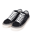 마이애미 스탠스(M.I.A STANCE) CANVAS LOW - BLK