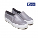 케즈(KEDS) [KEDS] 17SS TRIPLE DECKER METALLIC CANVAS (WF56536)