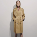 일일오구스튜디오() MH1 1159 TRENCH RING COAT_BEIGE