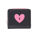 플레이페넥(PFS) PFS Double Zipper Wallet 007 Heart