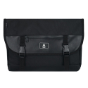 에이비로드() Basic Messenger Bag [PU Coated] (black)