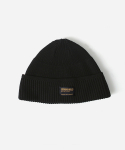 커버낫(COVERNAT) WATCH CAP BLACK