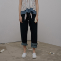 C_L_O 17ss Salvage denim pants C2SP06_BL