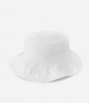 리타(LEATA) HBT cotton fishing hat white