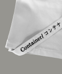 리플레이컨테이너(REPLAY CONTAINER) container bag white