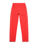 피피피(P.P.P) ZIP TRACK PANTS (RED)