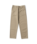 헨더(HANDER) CALM FATIGUE PANTS [BEIGE]