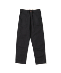 헨더(HANDER) CALM FATIGUE PANTS [BLACK]