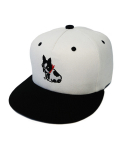크리에이티브 폭스(CREATIVE FOLKS) FRENCH BULLDOG SNAPBACK