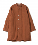 올드조(OLD JOE & CO) OLD JOE&CO / LONG TAIL NIGHT SHIRTS / BRICK BROWN