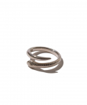 올드조(OLD JOE & CO) OLD JOE&CO / LUCIAN SNAKE RING / SILVER