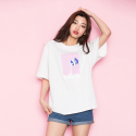 모티브스트릿(MOTIVESTREET) MILK SST WHITE