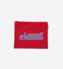 브라운브레스(BROWNBREATH) CHIIIIILL M.POUCH - RED