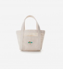 브라운브레스(BROWNBREATH) SURF MINI M.BAG - IVORY