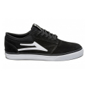 라카이(LAKAI) Griffin - Black/White Suede