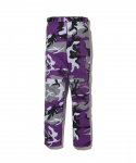 로스코(ROTHCO) [재입고][국내배송] ROTHCO / COLOR CAMO TACTICAL PANTS / VIOLET