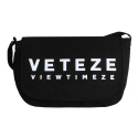 베테제(VETEZE) Big Logo Messenger - BK