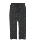 Rep-Logo Relaxed Pant Black