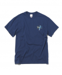 디스이즈네버댓() Tennis Player Tee Navy