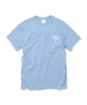 디스이즈네버댓() Tennis Player Tee Sky Blue