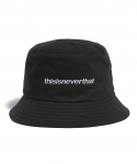 SP-Logo Bucket Hat Black