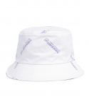 디스이즈네버댓() Rep-Logo Bucket Hat White