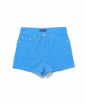 디스이즈네버댓() W Corduroy Short Blue