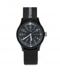 thisisneverthat ® × TIMEX ® Original CAMPER Black