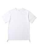 인사일런스(INSILENCE) Side String Tee (White)