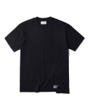 인사일런스(INSILENCE) Panelled Pocket Tee (Black)