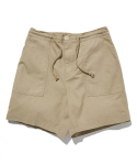 라이풀() OXFORD SURFER SHORTS beige
