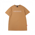 캉골(KANGOL) Cookie Short Sleeves T 2552 Biscuit
